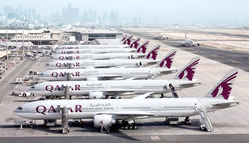 Qatar Cargo restarts bellyhold operations to China