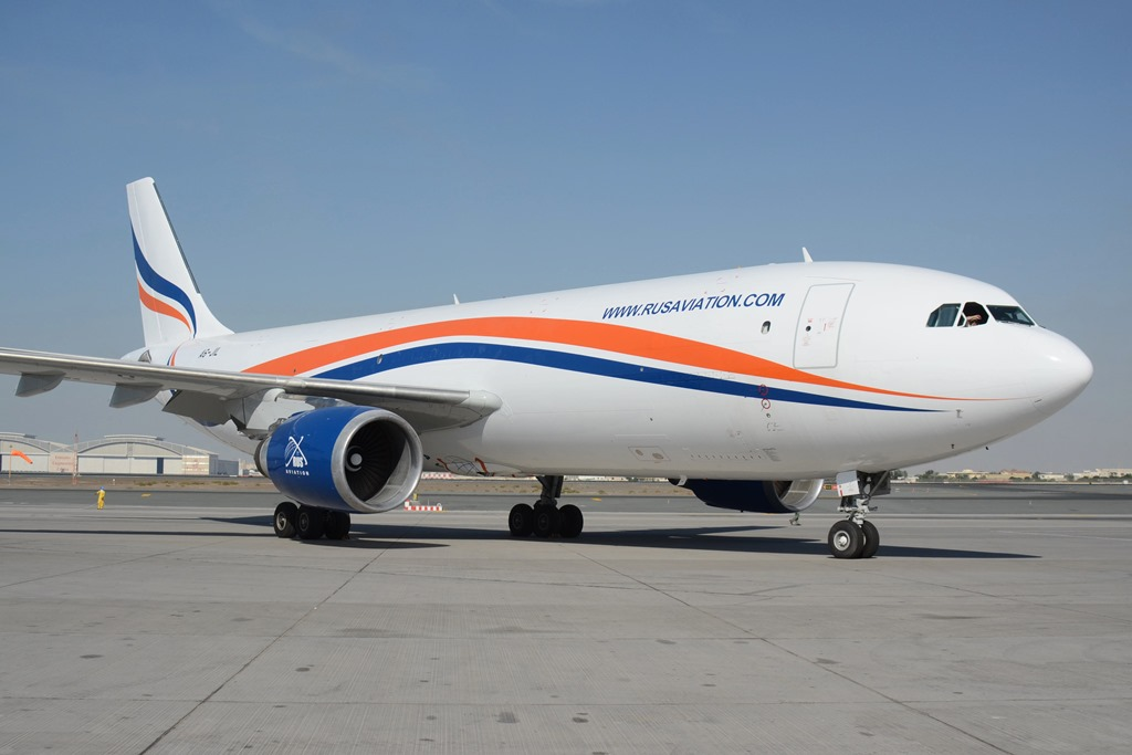 RUS Aviation resumes Sulaymaniyah freighter connection