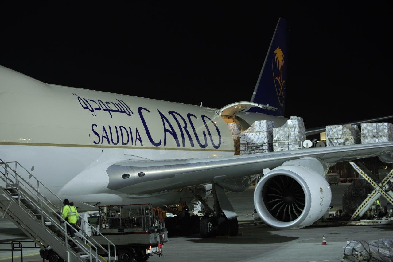 Saudia Cargo resumes freighter flights to Guangzhou and