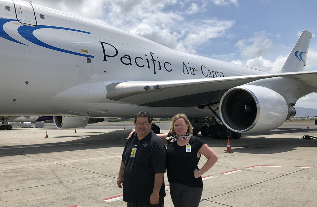 701363e03e0b Hawaii-based freighter operator Pacific Air Cargo (PAC) has added a  year-round sixth flight to its scheduled five times a week Los  Angeles-Honolulu-Los ...