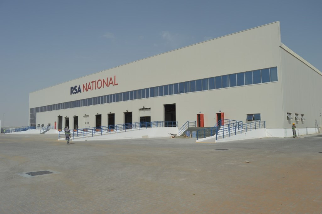 RSA National signs up to use Hermes Logistics' H5 cargo system