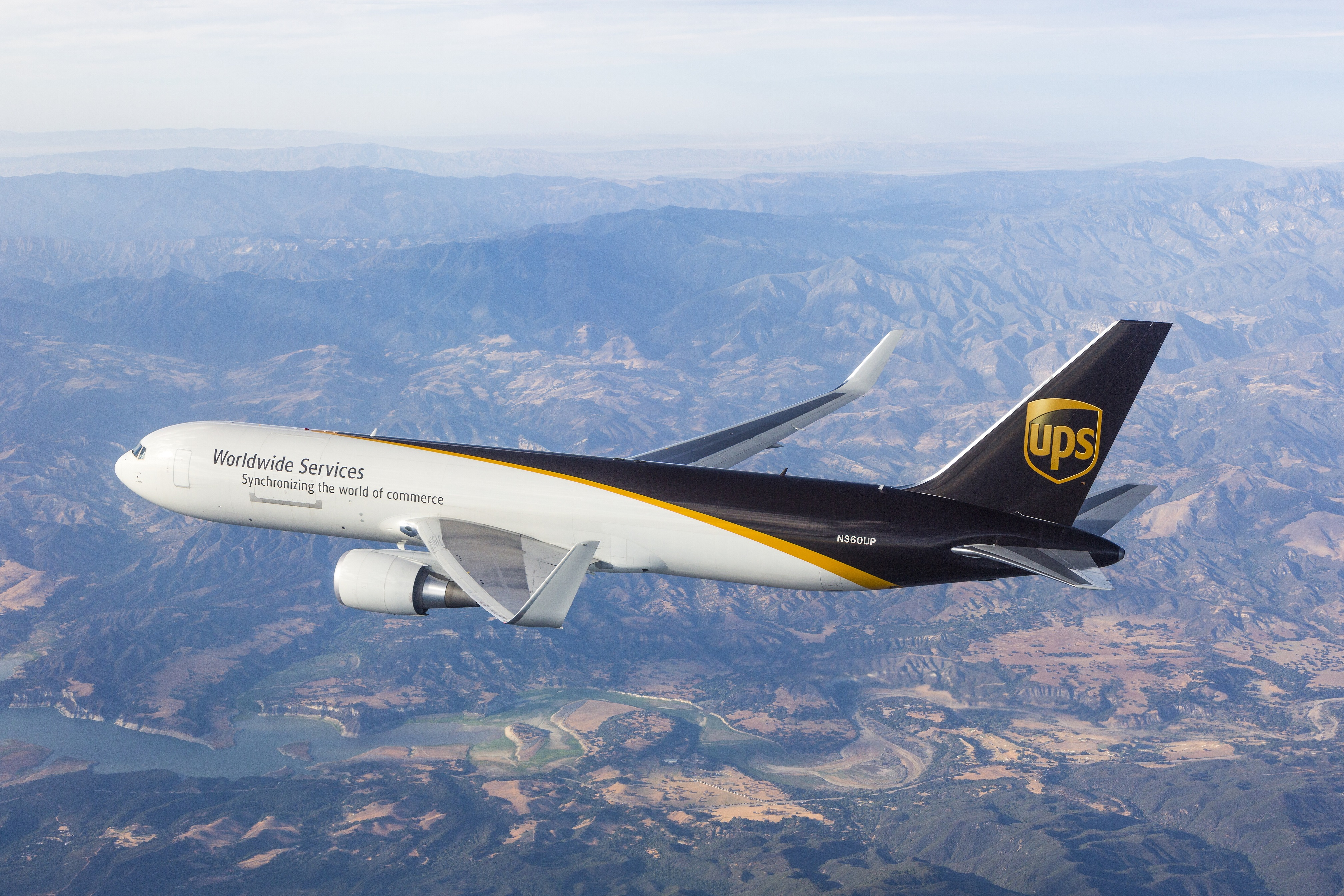 UPS has expanded its global dangerous goods shipping