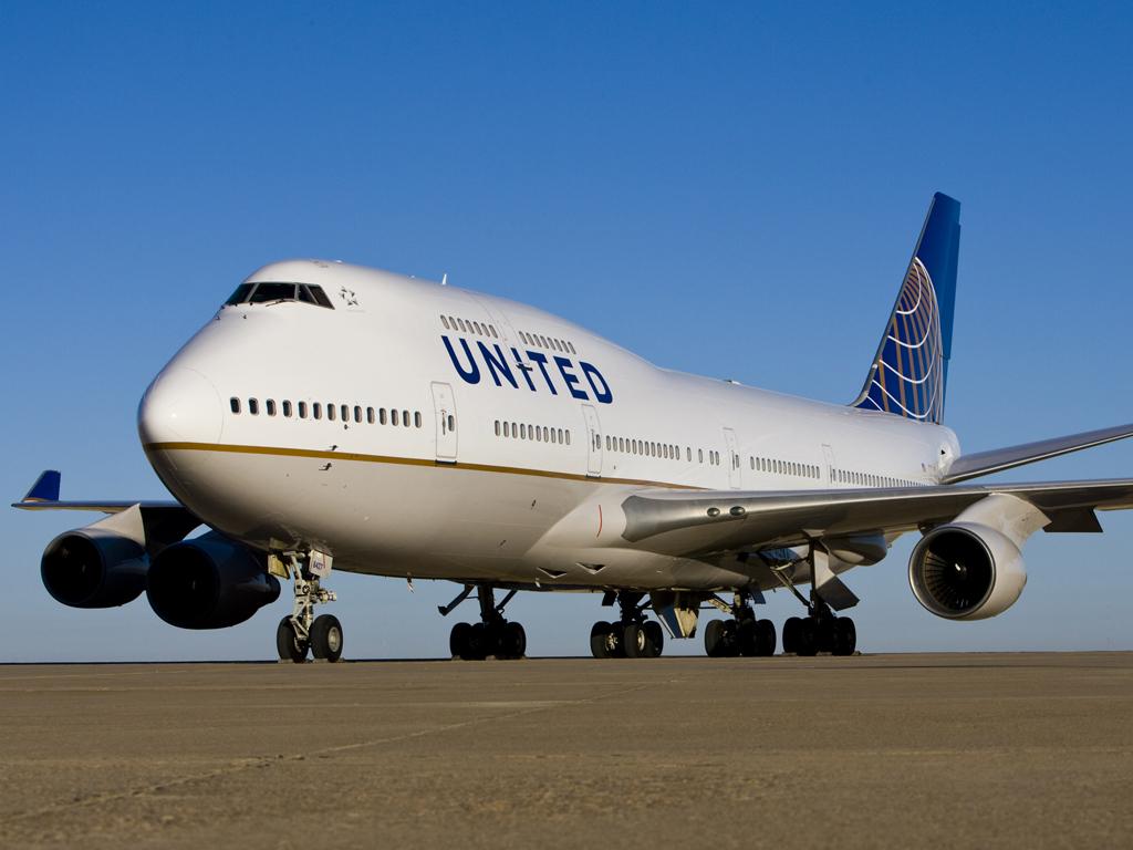 United's cargo revenue on the slide ǀ Air Cargo News