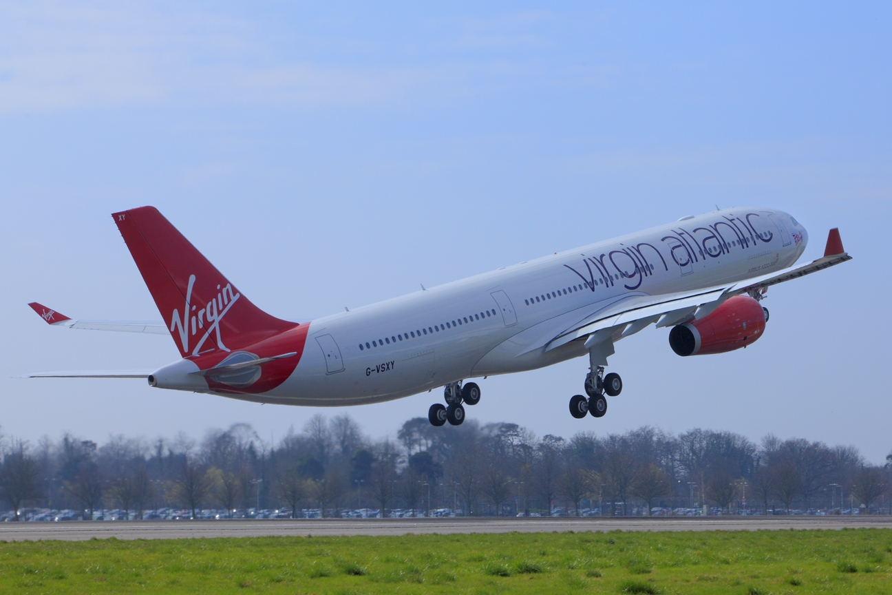 Virgin selects WTA and Swissport for Israeli cargo services