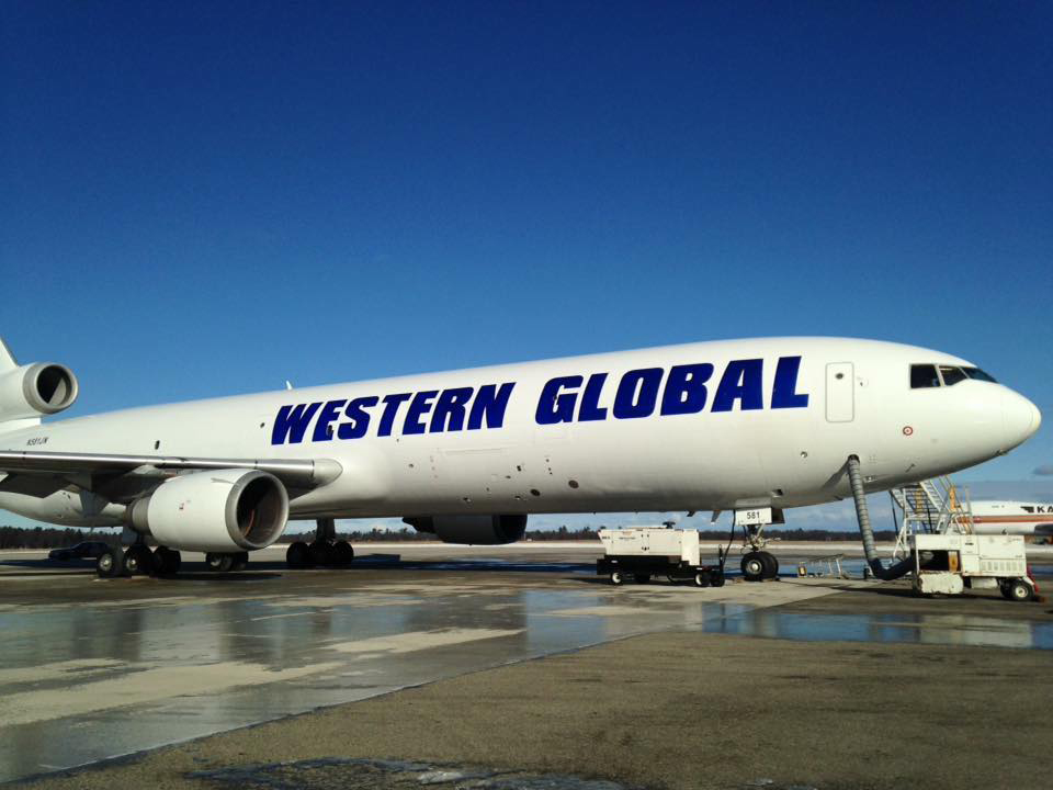 Western Global secures scheduled cargo flying rights between the US