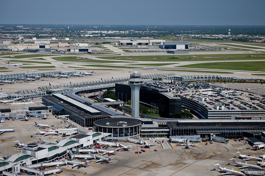Chicago O Hare Parking And Car Rental