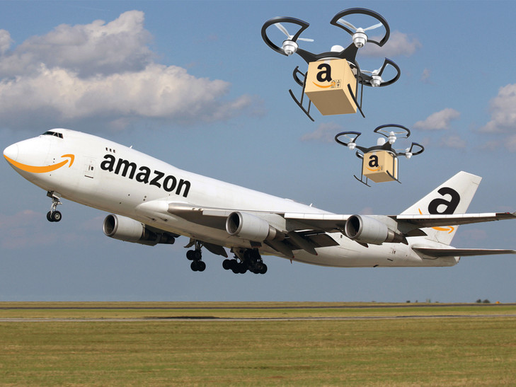 Amazon invests $69m in freighter lessor ATSG