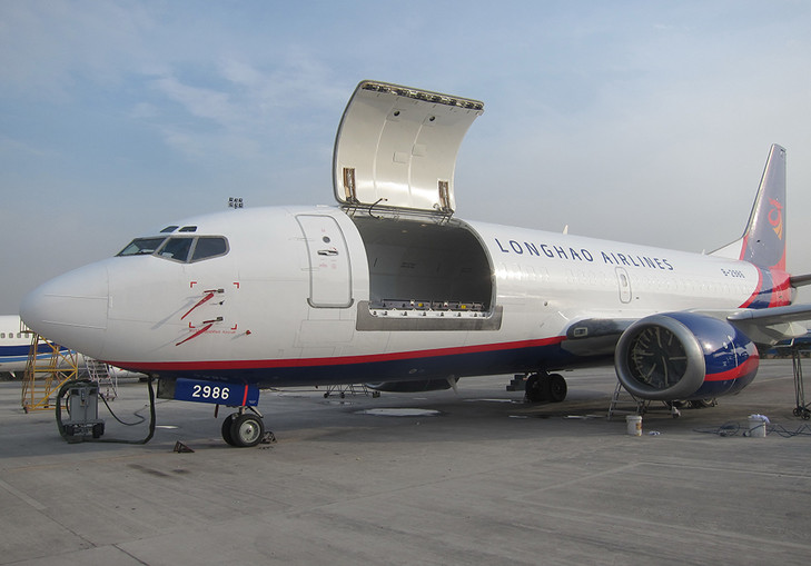 Longhao Airlines looks to add international cargo routes
