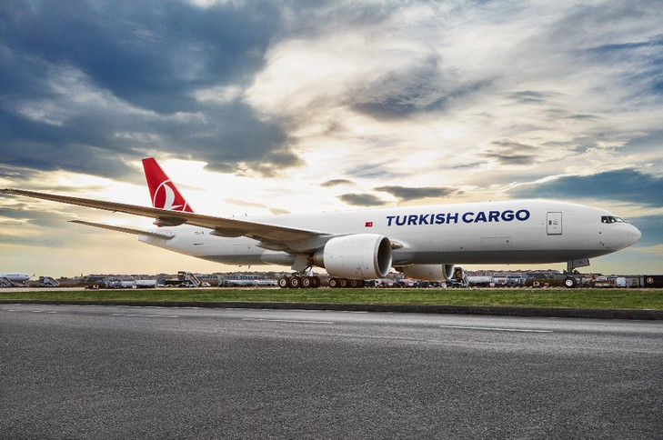 Turkish Cargo sees 7.1% tonnage surge in 2019