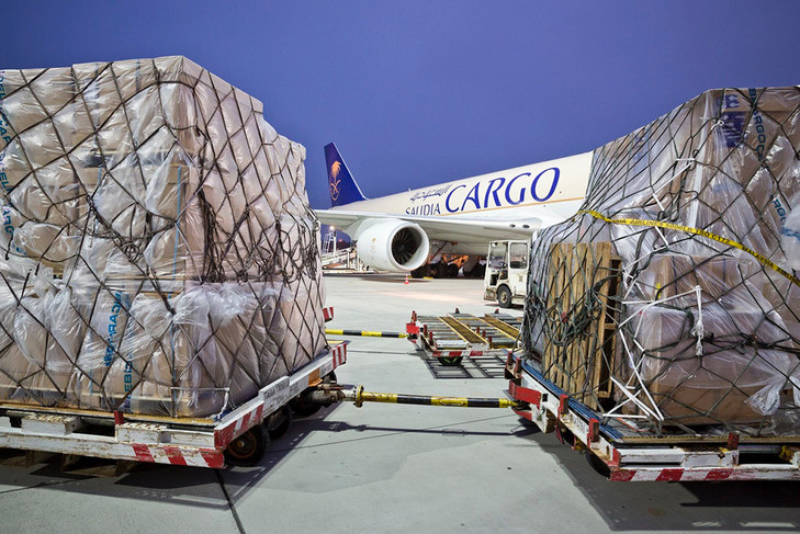 Saudia Cargo signs up to booking platform cargo.one