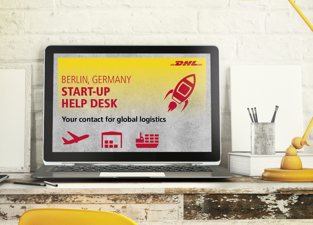 DHL Global Forwarding adds start-up helpdesk