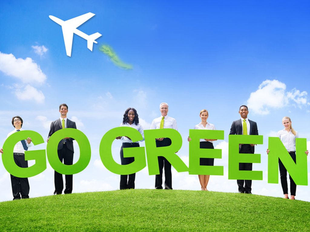 Is the logistics sector doing enough to reduce its carbon footprint?