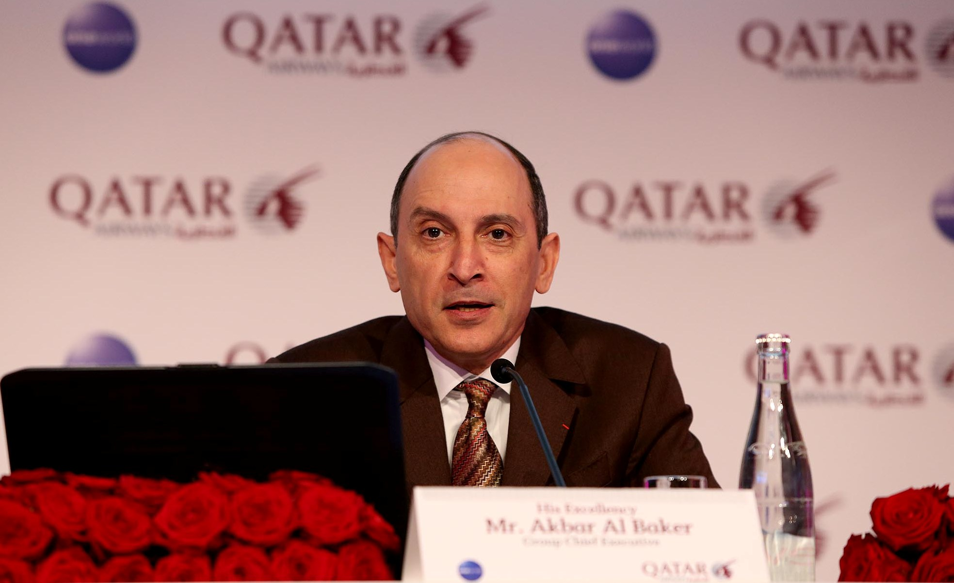 Qatar's Al Baker to chair IATA board of governors from 2018