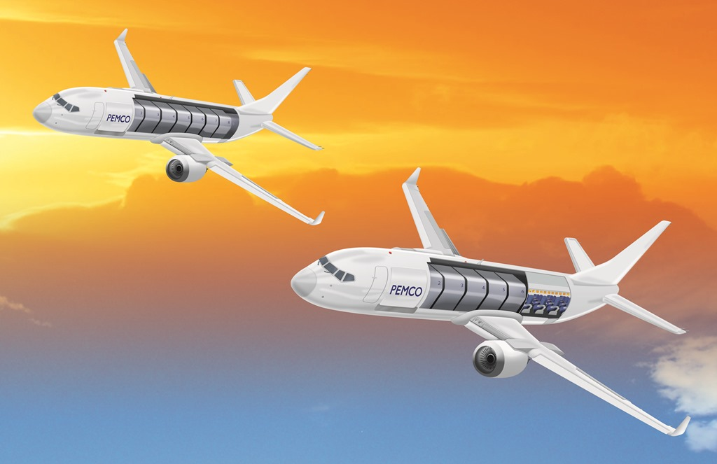 Pemco expands freighter conversion offering with B737-700s